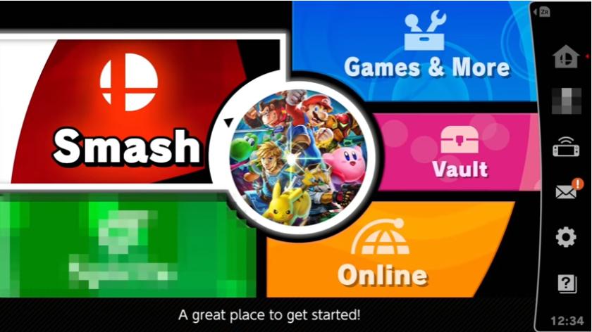Smash Menu 8.8